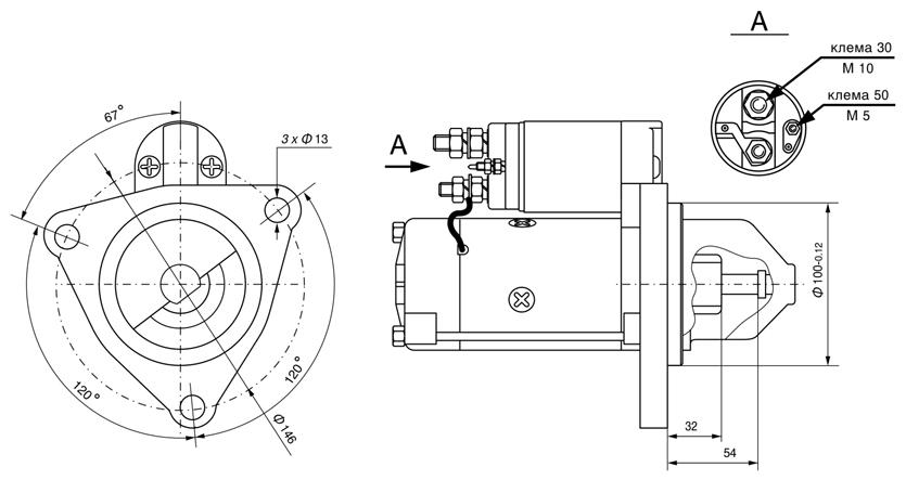 Гидроувеличитель сцепного веса с гидроаккумулятором.